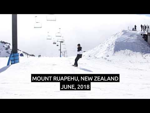 Snow and skiing experience in New Zealand