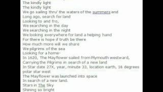 The Mayflower Jon Anderson & Vangelis