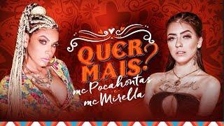 POCAH E MC MIRELLA   QUER MAIS? (CLIPE OFICIAL)
