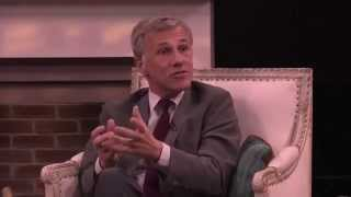 Christoph Waltz on his Oscars