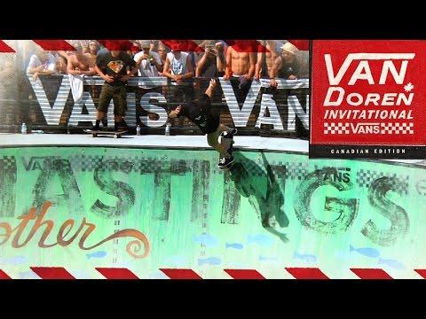 Van Doren Invitational 2014: Hastings 3rd Place Brad McClain
