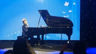 Lang Lang  piano performance in Toronto  for Shenzhen in Oct 13, 2018