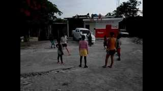 preview picture of video 'Teen Trip to Haiti 2012: Playtime with the Kids'