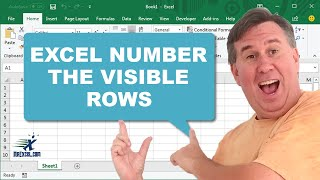 Excel  Number The Visible Rows - 2328