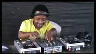DJ Finzo in Fochville