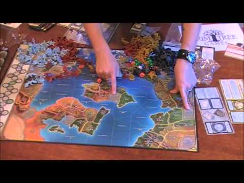 Conquest of Nerath Overview by Grim Tree Games