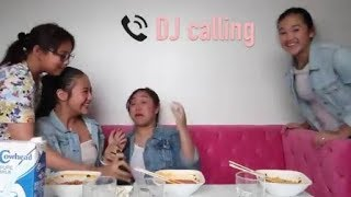 EPIC FAIL: Daniel Padilla's sister Magui and friends prank call him