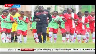 Starlets U20 waelekea Ghana