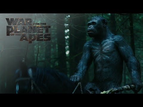 War for the Planet of the Apes TV Spot 'All Hail Caesar!'