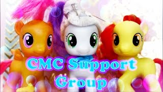 CMC Support Group: Episode 1  Bleach is always the answer 