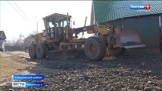Восстановительные работы в Корсаково-2