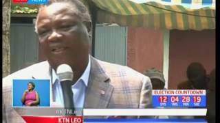 Francis Atwoli awashauri waluhya kupiga kura kwa muungano wa NASA ilikumpa uongozi Raila Odinga