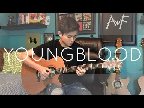 5 Seconds Of Summer - Youngblood (5SOS) - Cover (Fingerstyle Guitar) Mp3