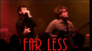 "FAR LESS ""You Knew What This Was"" Live at Greene Street Club (Multi Camera) Quality Video!!"