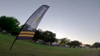 FPV Drone Race Course El Paso Illinois