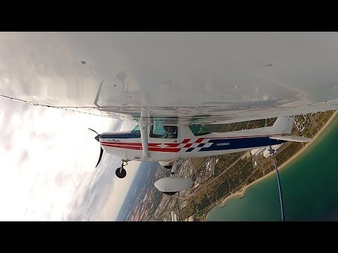 Aerobatics Rating: Loops, Barrel Rolls and Stall Turns