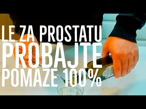 Video liječenju prostatitisa mesari