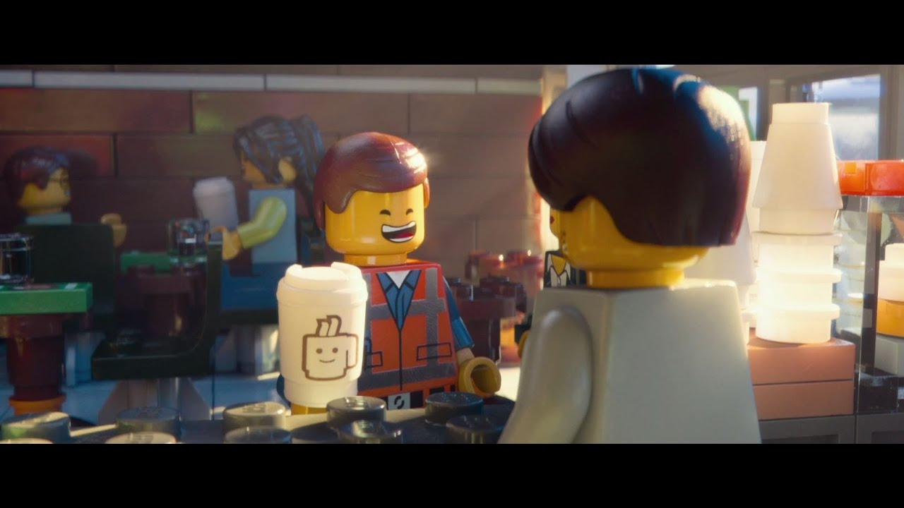Movie Trailer: The LEGO Movie (2014)