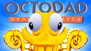 DAD OF THE YEAR   Octodad: Dadliest Catch Gameplay #1