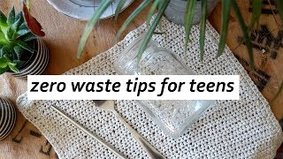 HOW TO BE ZERO WASTE WHEN LIVING WITH YOUR PARENTS