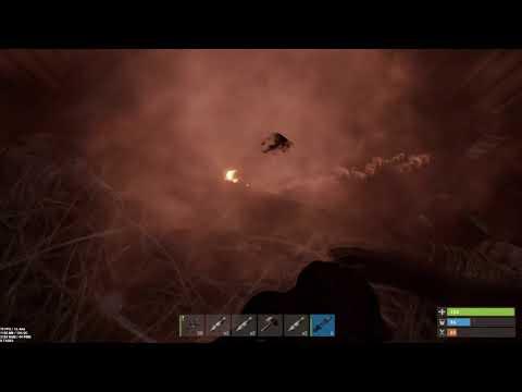Rust Raid#1: VANILLAx2 | LOADED BASE