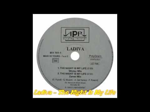 Ladiva - The Night Is My Life (Janez Mix)