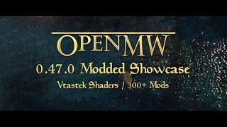 OpenMW Graphics Overhaul Showcase