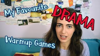 Great Drama Warmup Games!