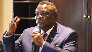 Francis Atwoli akutana na Bodi ya NHIF huko Kisumu
