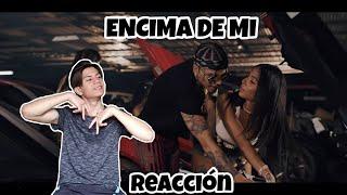 Rauw Alejandro, Darell - Encima De Mí (Reacción)