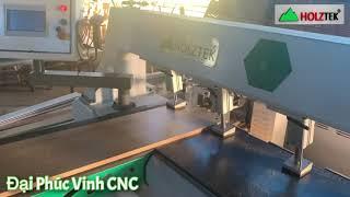 Máy khoan ván CNC 2500B2   máy khoan dò lỗ cam tự động (Laser)