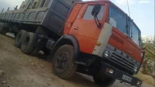 Слайд-Шоу КАМАЗ 5410 MAN F2000