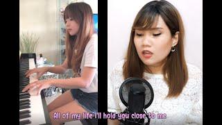 Kiss Me Goodbye (Angela Aki) from FFXII - feat. Ann Sandig