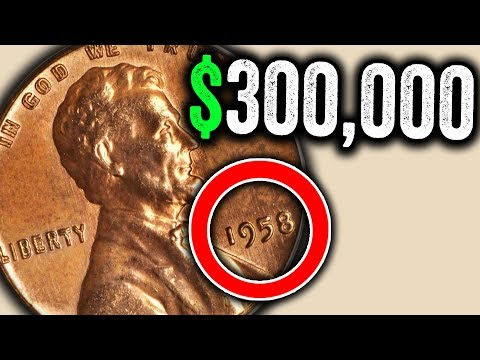 ARE YOU SITTING ON A GOLD MINE? SUPER RARE PENNY COINS TO LOOK FOR IN POCKET CHANGE!!