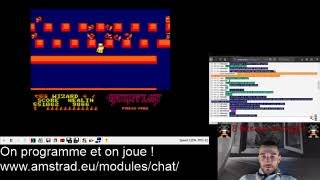 2019-03-16 Gauntlet Amstrad CPC Full Playthrough Part 13