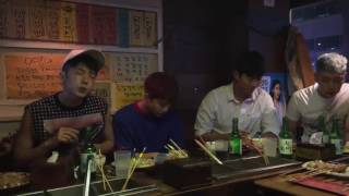 Drunk 2PM sings to Promise (I'll be)