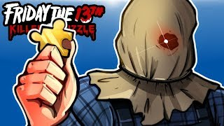 Friday the 13th Killer Puzzle - BACK TO THE LAKE! Ep. 5