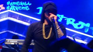 Eminem - Soldier/Just Don't Give a Fuck @ Citi Sound Vault, NYC [1/26/18]