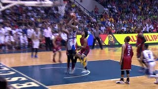 [Sport5]  ROMEO TRAVIS IS A MAN ON A MISSION! | PBA Governors' Cup 2018 Semifinals
