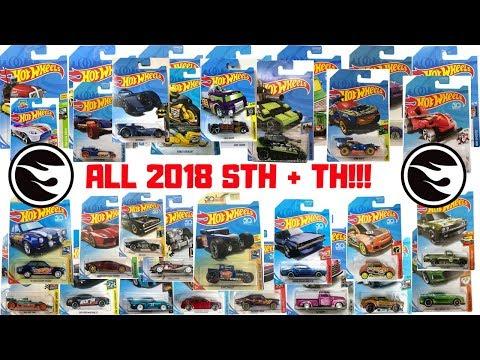 Hot Wheels 2018 Super Treasure Hunt + Treasure Hunt List!!! 13+ mp3 yukle - Mahni.Biz