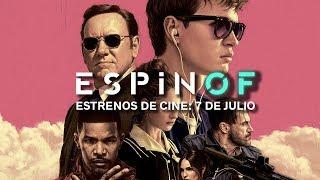 Estrenos de cine - 7 de Julio