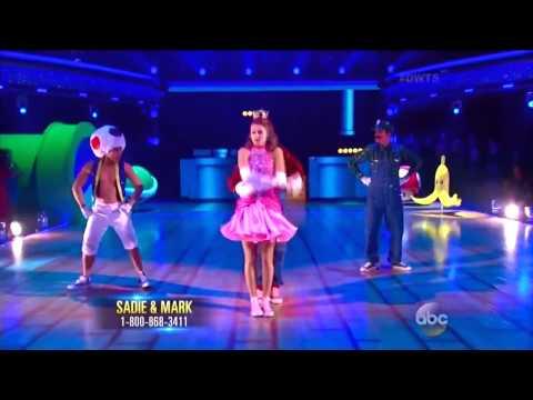 Drøm deg tilbake til Super Marios storhetstid med denne fantastiske dansen