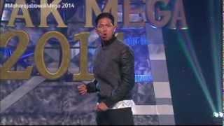 Maharaja Lawak Mega 2014   Minggu 1 (Nabil)