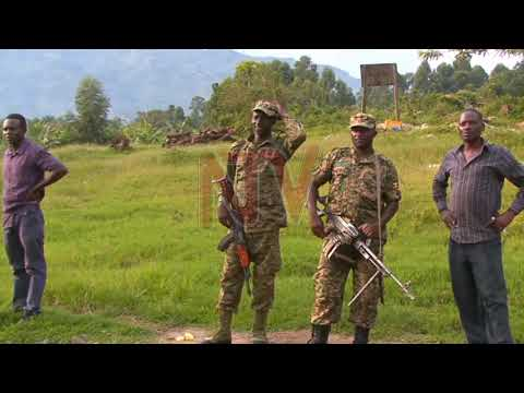 Security beefed up at the Uganda - DRC border
