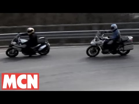 Ducati Multistrada 1200 v BMW GS