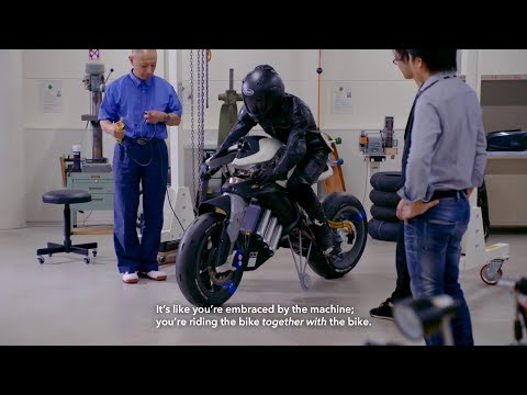 YAMAHA MOTOROiD: A MOTO DO FUTURO