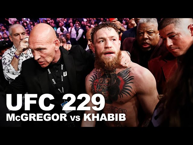 My Ufc 229 Experience Ft Conor Mcgregor