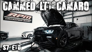 GETTING CLOSER TO 10'S IN MY CAMMED CAMARO SS! -
