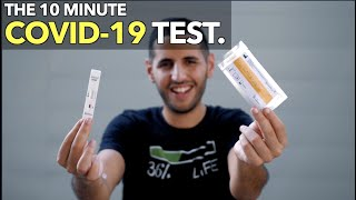 The 10 Minute Covid-19 Test