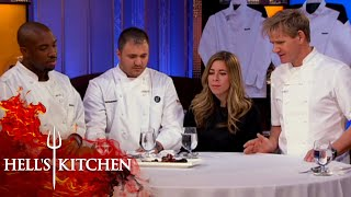 Hell's Kitchen Winners Judge Food   Hell's Kitchen